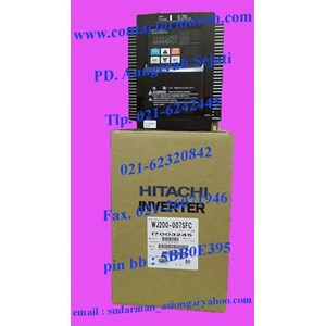 hitachi inverter WJ200-007SFC