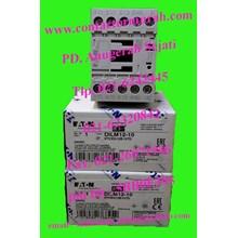 kontaktor magnetik tipe DILM 12-10 eaton 12A