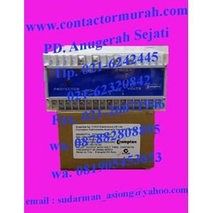 tipe 256-PLL W crompton protektor relai 380V
