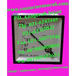 circutor phase meter tipe FETC96