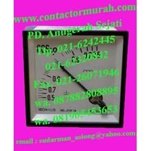 circutor tipe FETC96 phase meter