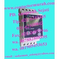 Jual voltage monitoring relay tipe DVS-2000 Delab 125-300VAC 2