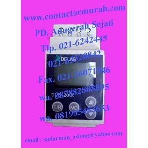 voltage monitoring relay DVS-2000 Delab 125-300VAC