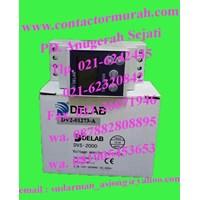Distributor DVS-2000 Delab voltage monitoring relay 125-300VAC 3