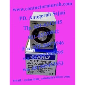 timer analog tipe AH3-NC anly
