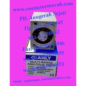 tipe AH3-NC anly timer analog