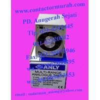 Distributor AH3-NC anly timer analog 5A 3