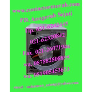 timer analog tipe AH3-NC 5A anly