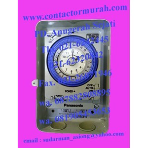 time switch panasonic tipe TB 358KE5 20A