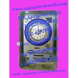 panasonic time switch tipe TB 358KE5 20A