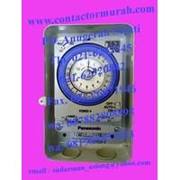 Jual panasonic tipe TB 358KE5 time switch 20A 2
