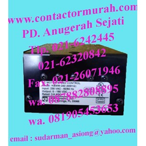KBWM-240 KB dc motor speed control 3.5A