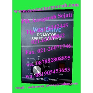 dc motor speed control tipe KBWM-240 3.5A KB