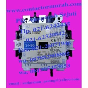 mitsubishi kontaktor magnetik SN-95 150A