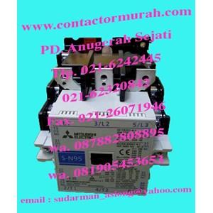 tipe SN-95 kontaktor magnetik mitsubishi 150A