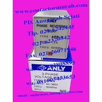Beli voltage relay Anly tipe APR-3 10A 4