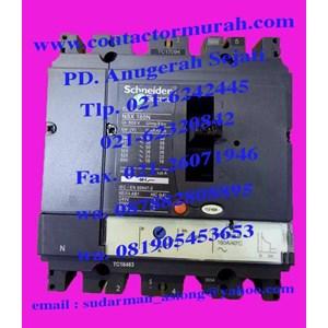 NSX160N mccb schneider