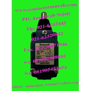 honeywell tipe SZL-WL-F-A01H limit switch