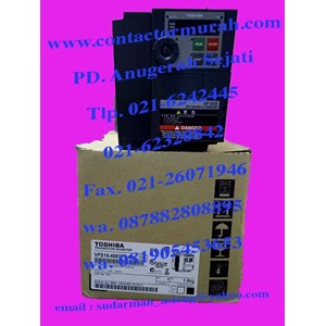 inverter tipe VFS15-4007PL-CH toshiba 0.75kW