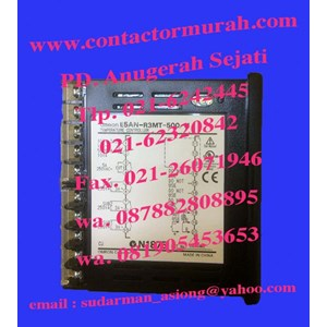 E5AN-R3MT-500-N omron temperatur kontrol