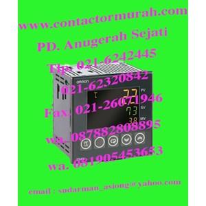 omron tipe E5AN-R3MT-500-N temperatur kontrol 220V