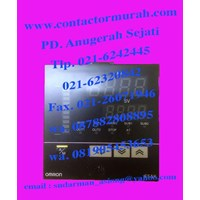 Jual temperatur kontrol E5AK-AA2 omron 230V 2