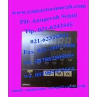 Distributor tipe E5AK-AA2 temperatur kontrol omron 230V 3