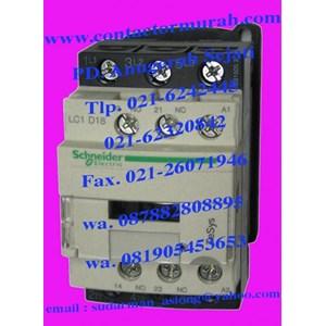 schneider kontaktor magnetik tipe LC1D18