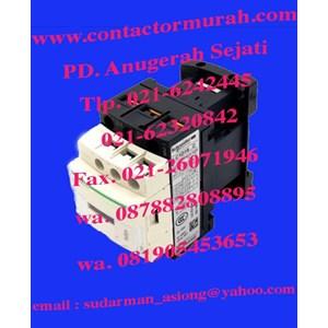 kontaktor magnetik schneider tipe LC1D18 18A