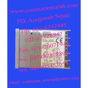 omron E5CWL-R1P temperatur kontrol 3A