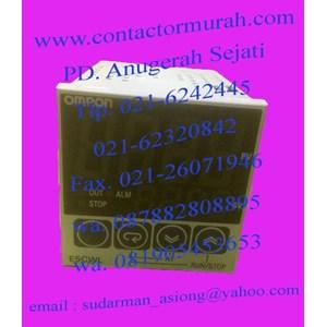 temperatur kontrol tipe E5CWL-R1P 3A omron