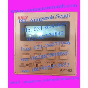 APT-9S timer Anly 5A