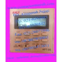 Jual APT-9S Anly timer 5A 2