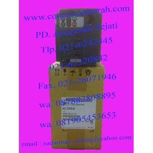 fuji tipe FRN1.5E1S-7A inverter 1.5kW