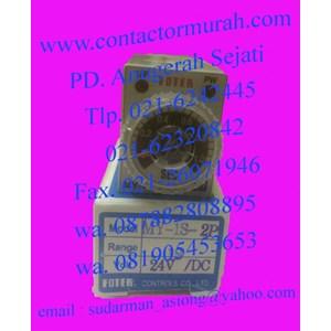 fotek tipe MY-1S-2P timer 24VDC