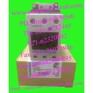 siemens tipe 3RT1034-1AP00 kontaktor magnetik 32A