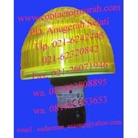 tipe HW1P-5Q4 idec pilot lamp 24VDC 1