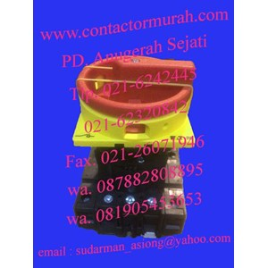 tipe P1-25 SP1-025 main switch eaton
