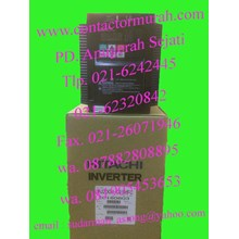 hitachi inverter tipe WJ200N-015HFC 1.5kW