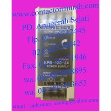 power supply SPB-120-24 autonics 24VDC