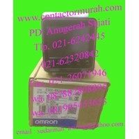 omron tipe E5CC-RX2ASM-800 temperatur kontrol 3A 1