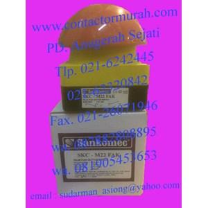 push  button sankomec tipe SKC-M22 FAK 10A