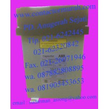 kapasitor tipe CLMD 12 10/11kvar abb