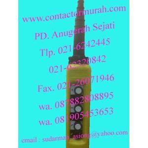 Schneider XACA681 hoist push button 600V