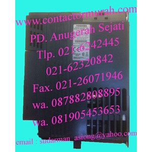 toshiba tipe VFS15-4055PL-CH inverter