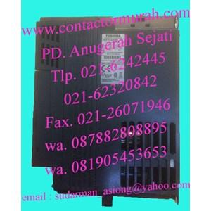 tipe VFS15-4055PL-CH inverter toshiba 5.5kW