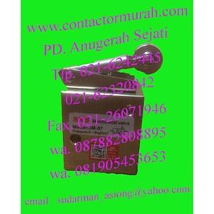 mekanikal valve tipe JM-07 1/8