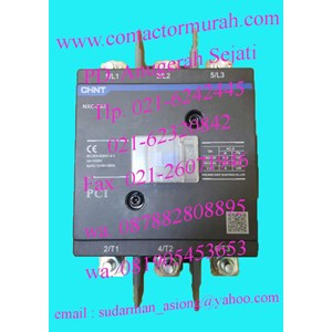 From type NXC-330 chint contactor 2