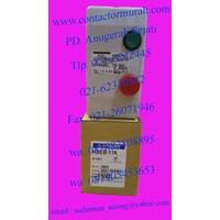 Jual HUEB-11K magnetic starter TECO 2