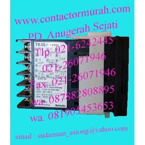 temperature control autonics type TK4S-14RN autonics